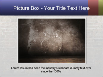 Old interior PowerPoint Template - Slide 16