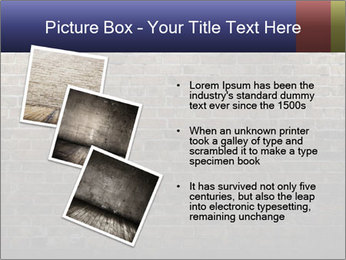 Old interior PowerPoint Template - Slide 17