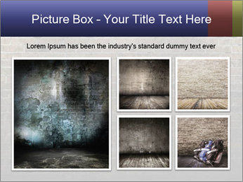 Old interior PowerPoint Template - Slide 19
