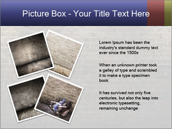 Old interior PowerPoint Template - Slide 23