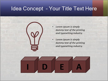 Old interior PowerPoint Template - Slide 80