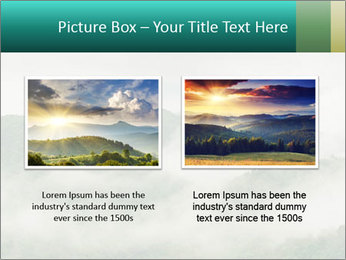 Mountain valley PowerPoint Templates - Slide 18