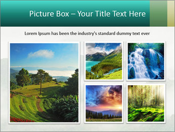 Mountain valley PowerPoint Templates - Slide 19