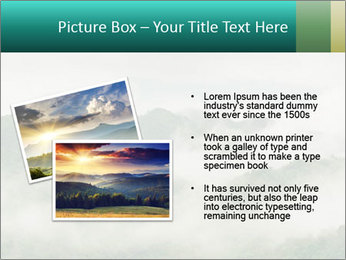 Mountain valley PowerPoint Templates - Slide 20