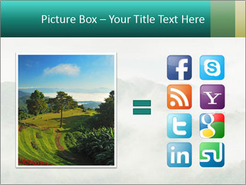 Mountain valley PowerPoint Templates - Slide 21