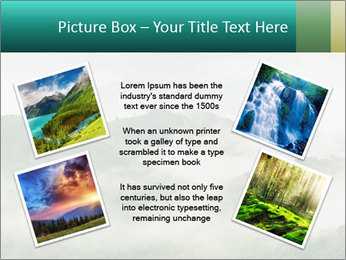 Mountain valley PowerPoint Templates - Slide 24
