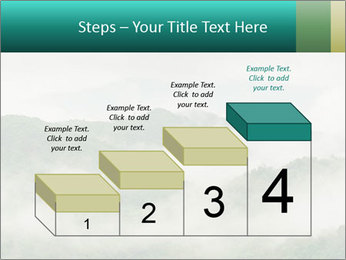 Mountain valley PowerPoint Templates - Slide 64