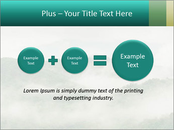 Mountain valley PowerPoint Templates - Slide 75