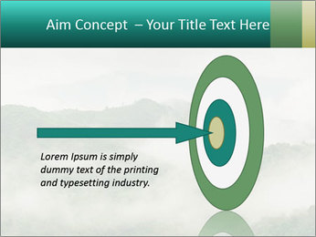 Mountain valley PowerPoint Templates - Slide 83