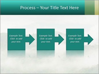 Mountain valley PowerPoint Templates - Slide 88