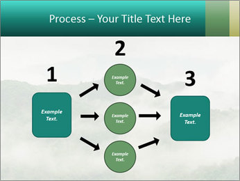 Mountain valley PowerPoint Templates - Slide 92