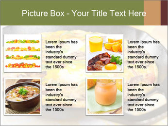 Eggs and vegetables PowerPoint Templates - Slide 14