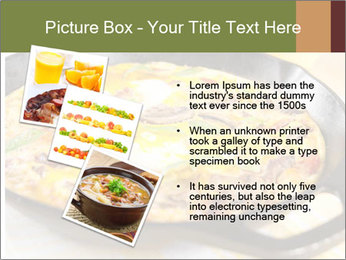 Eggs and vegetables PowerPoint Templates - Slide 17