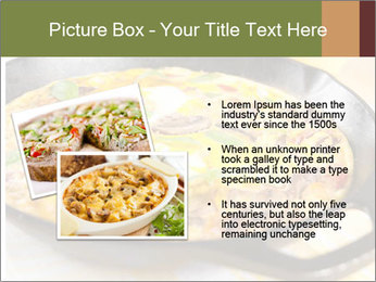 Eggs and vegetables PowerPoint Templates - Slide 20