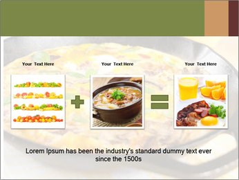 Eggs and vegetables PowerPoint Templates - Slide 22