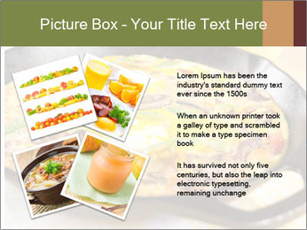 Eggs and vegetables PowerPoint Templates - Slide 23