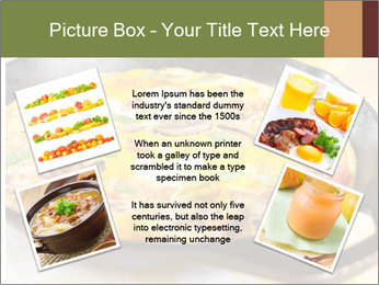 Eggs and vegetables PowerPoint Templates - Slide 24