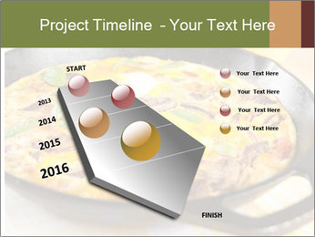 Eggs and vegetables PowerPoint Templates - Slide 26