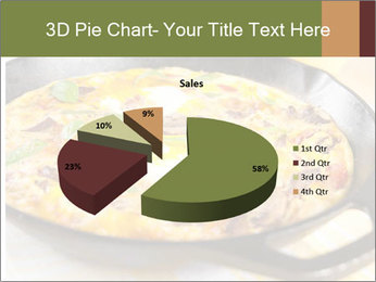 Eggs and vegetables PowerPoint Templates - Slide 35