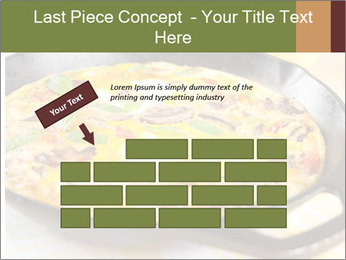 Eggs and vegetables PowerPoint Templates - Slide 46