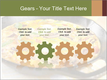 Eggs and vegetables PowerPoint Templates - Slide 48