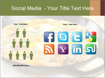 Eggs and vegetables PowerPoint Templates - Slide 5
