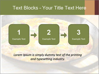 Eggs and vegetables PowerPoint Templates - Slide 71