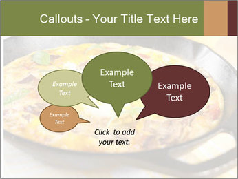 Eggs and vegetables PowerPoint Templates - Slide 73