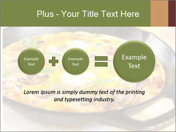 Eggs and vegetables PowerPoint Templates - Slide 75