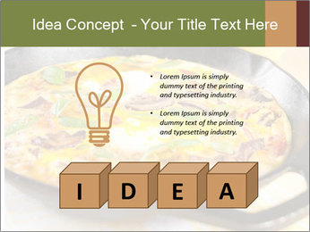Eggs and vegetables PowerPoint Templates - Slide 80