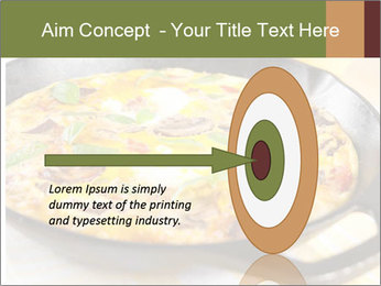 Eggs and vegetables PowerPoint Templates - Slide 83