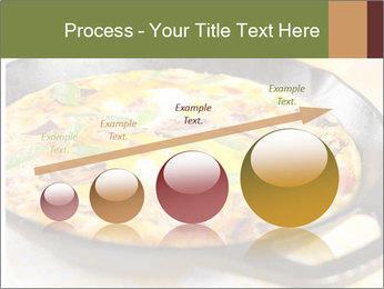 Eggs and vegetables PowerPoint Templates - Slide 87