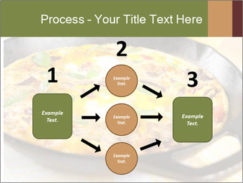 Eggs and vegetables PowerPoint Templates - Slide 92