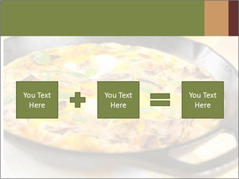 Eggs and vegetables PowerPoint Templates - Slide 95