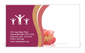 0000088640 Business Card Template