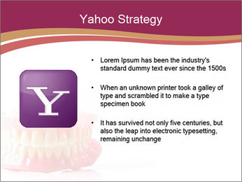 Acrylic denture PowerPoint Template - Slide 11