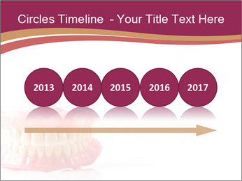 Acrylic denture PowerPoint Template - Slide 29