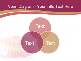Acrylic denture PowerPoint Template - Slide 33