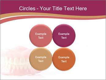 Acrylic denture PowerPoint Template - Slide 38