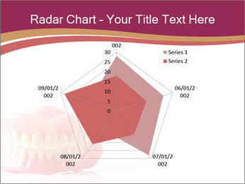 Acrylic denture PowerPoint Template - Slide 51