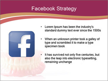Acrylic denture PowerPoint Template - Slide 6