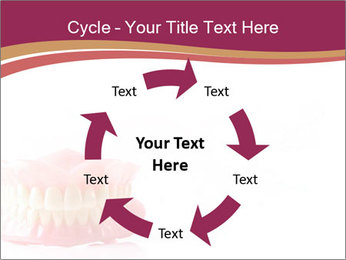 Acrylic denture PowerPoint Template - Slide 62