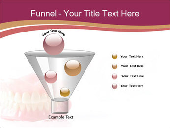 Acrylic denture PowerPoint Template - Slide 63