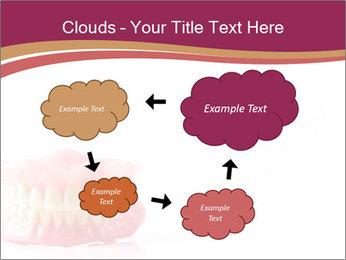 Acrylic denture PowerPoint Template - Slide 72