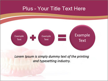 Acrylic denture PowerPoint Template - Slide 75