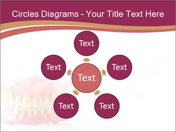 Acrylic denture PowerPoint Template - Slide 78