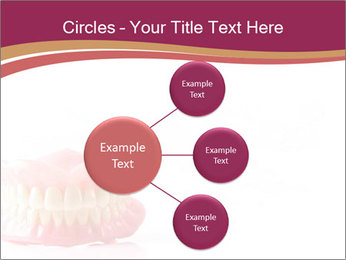Acrylic denture PowerPoint Template - Slide 79