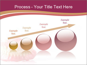 Acrylic denture PowerPoint Template - Slide 87