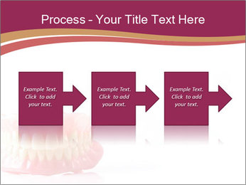 Acrylic denture PowerPoint Template - Slide 88