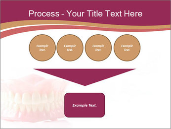 Acrylic denture PowerPoint Template - Slide 93